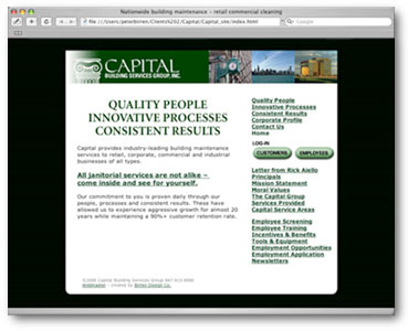 Capital Building Services Group